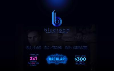 Blueroom todos los Jueves 2x1